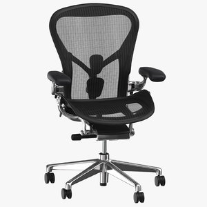 herman miller aeron chair model