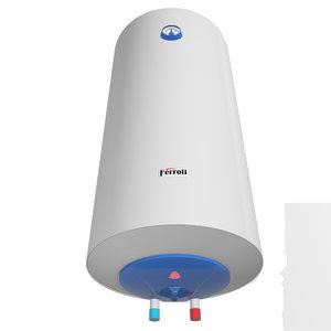 3D boiler model