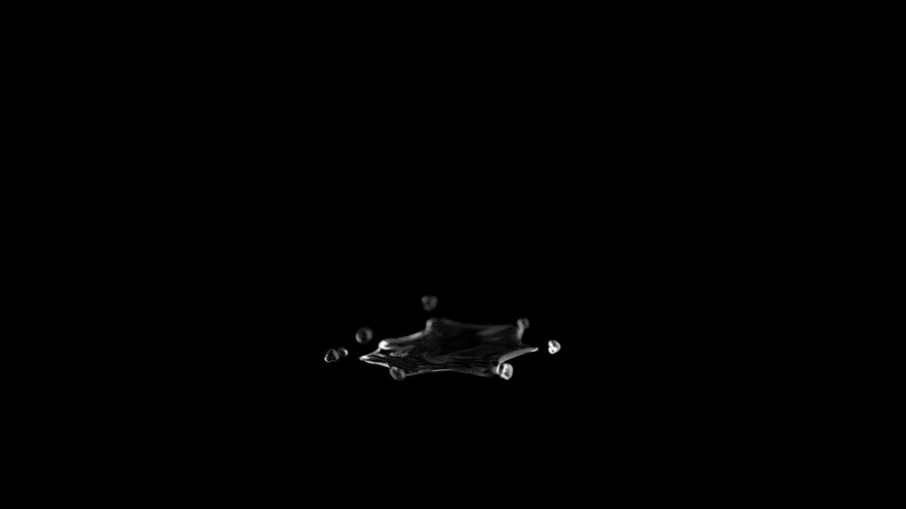 drop waterdrop 3D