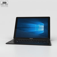 samsung galaxy tabpro 3D model