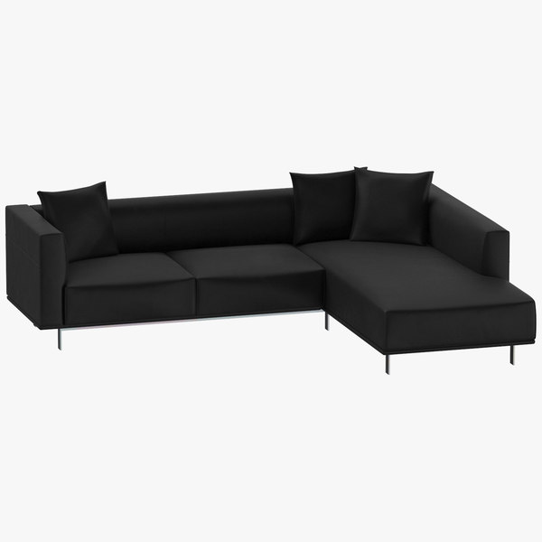 modern sectional modular sofa model