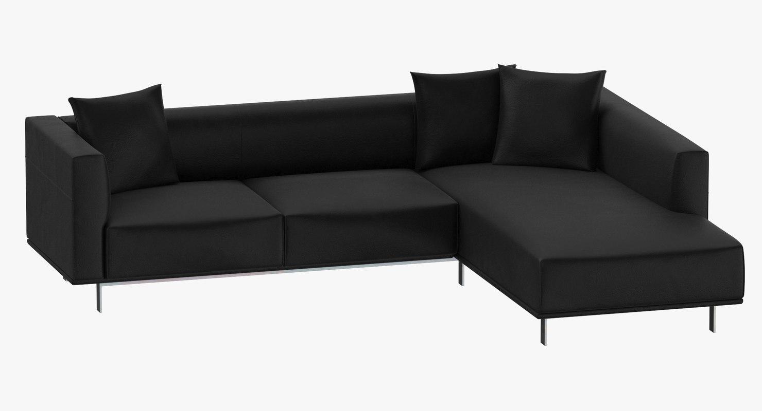 modern sectional modular sofa model