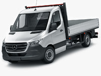 Mercedes Sprinter 2018 pickup