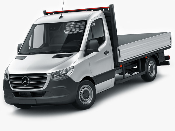 mercedes sprinter 2018 pickup model