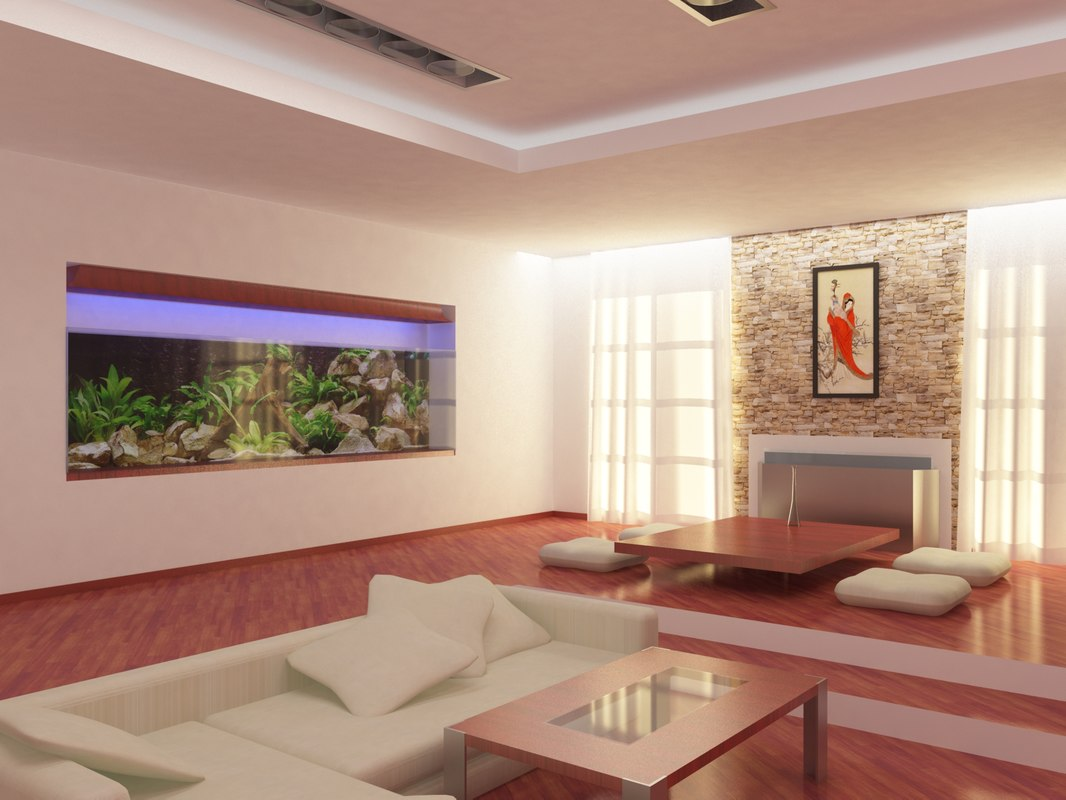 apartment style room model