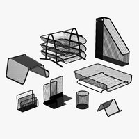 stationery 3D model