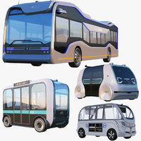 Shuttle Buses Collection (2)