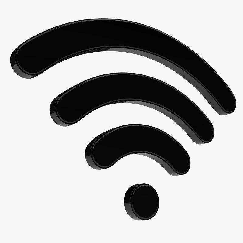wifi symbol model