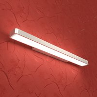 3D aluminum wall lamp linealight model