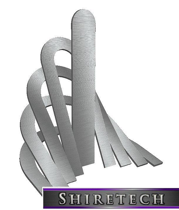 3D metal art sculpture 20
