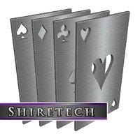 metal art sculpture 22 3D model