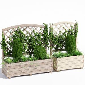 toulouse planter model