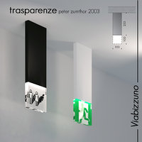 viabizzuno trasparenze wc exit light emergency