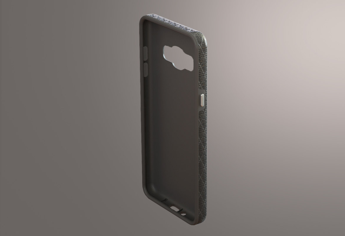 3D samsung cover