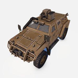 3D model cobra2