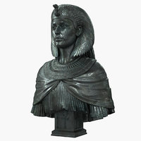 egyptian queen model