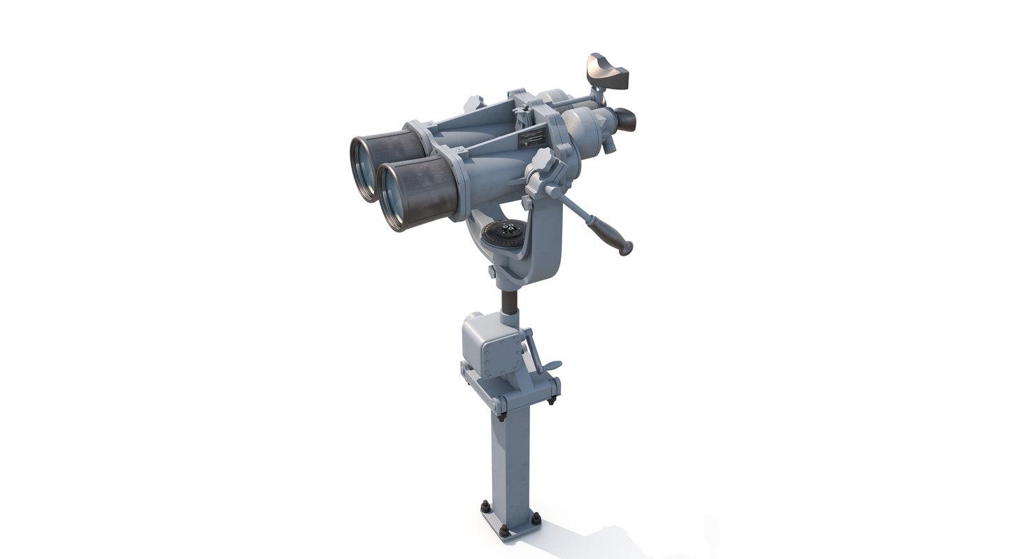 navy binocular model