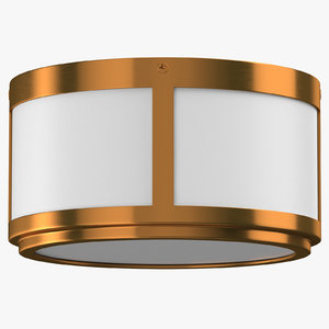 century modern ceiling light model