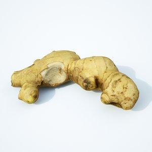 3D ginger