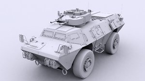 m1117 apc model