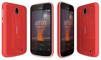 Nokia 1 Warm Red