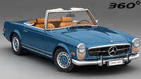 Mercedes-Benz 280 SL 1963