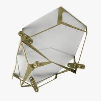 chandelier dc 1624 vincenzo 3D model