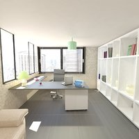 Simple Modern Office
