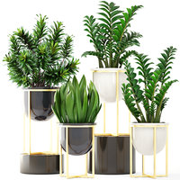 3D plants pots west