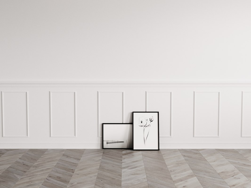 3D photorealistic interior product