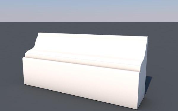 baseboard 3D