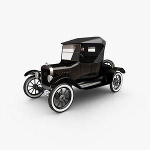 3D t roadster