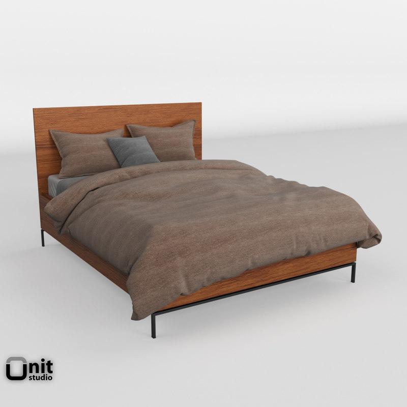 nash bed storage west model