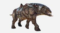 Creature mount Mastodont