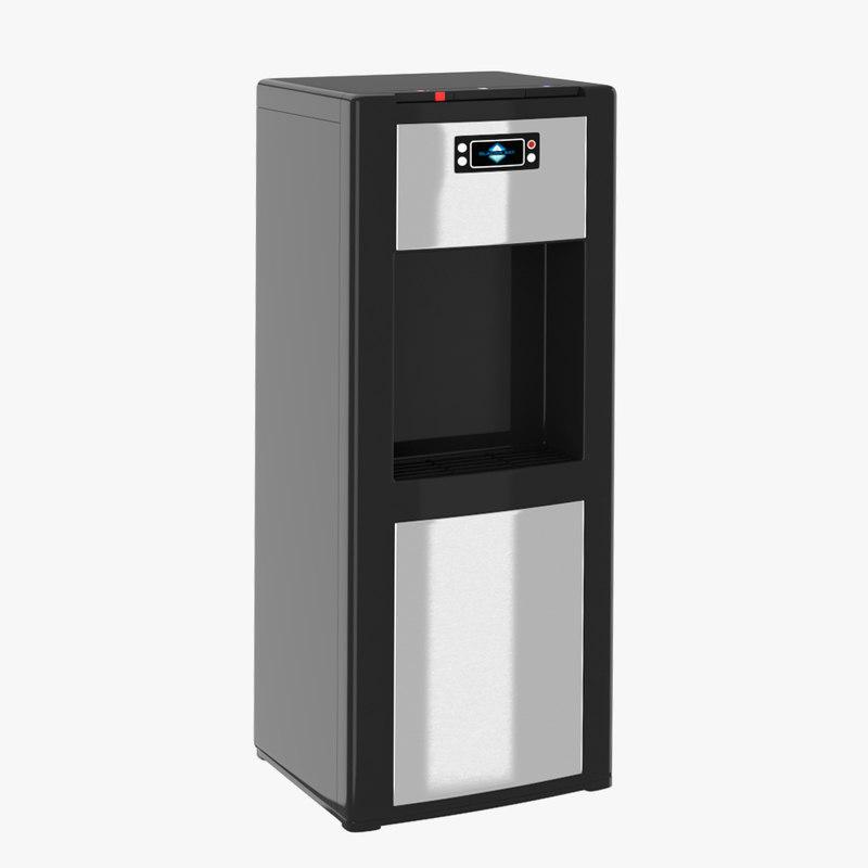 water dispenser 3D model