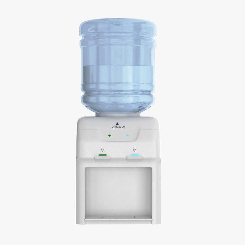 3D water dispenser model