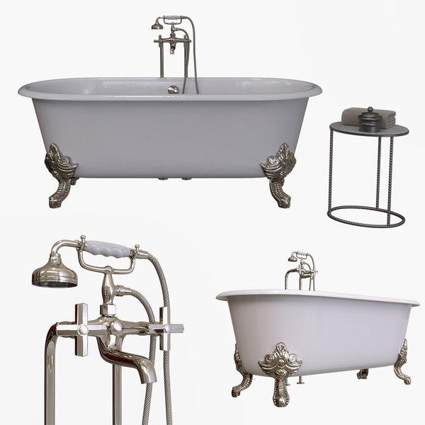 s bath model