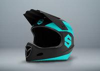 extreme fullface helmet 2 model
