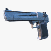 Old Desert Eagle