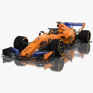 mclaren mcl33 formula 1 model