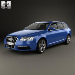 s 6 3D model
