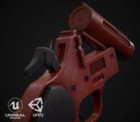 3D makarov model