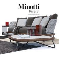 Minotti Rivera