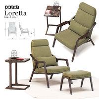 loretta porada 3D model