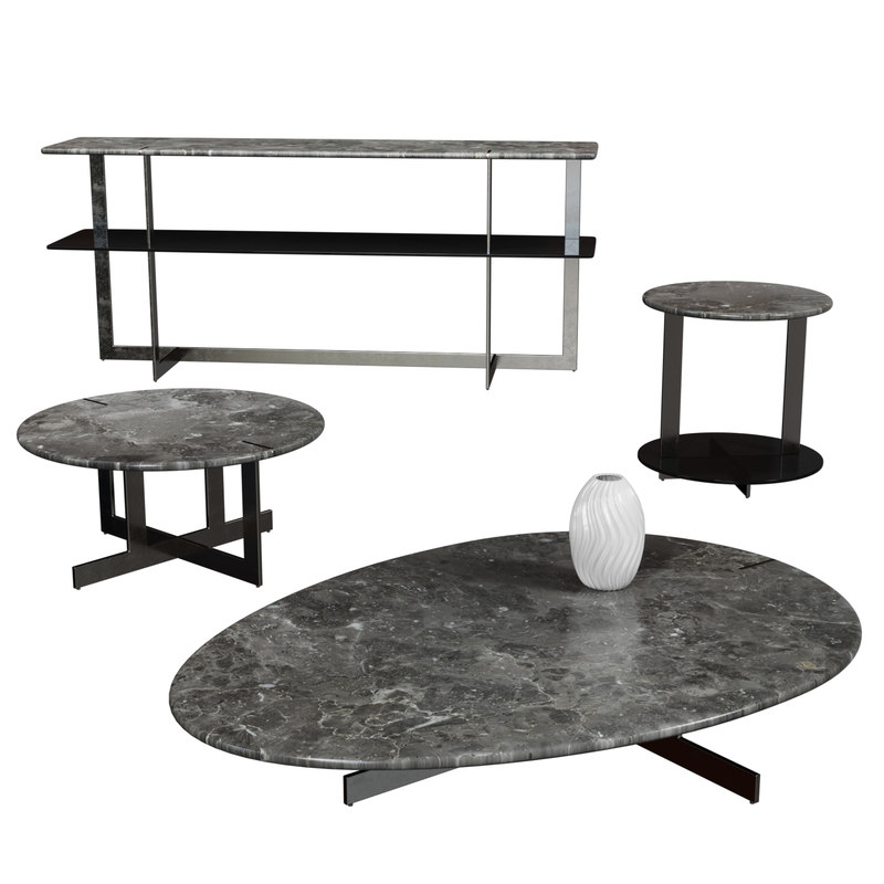 arketipo douglas table set model