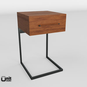 3D nash west elm model