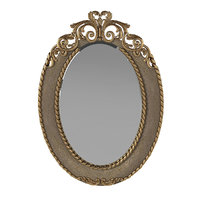 Arte Arredo 2013 SP 7360 oval mirror