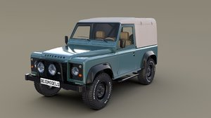 1985 land rover defender model