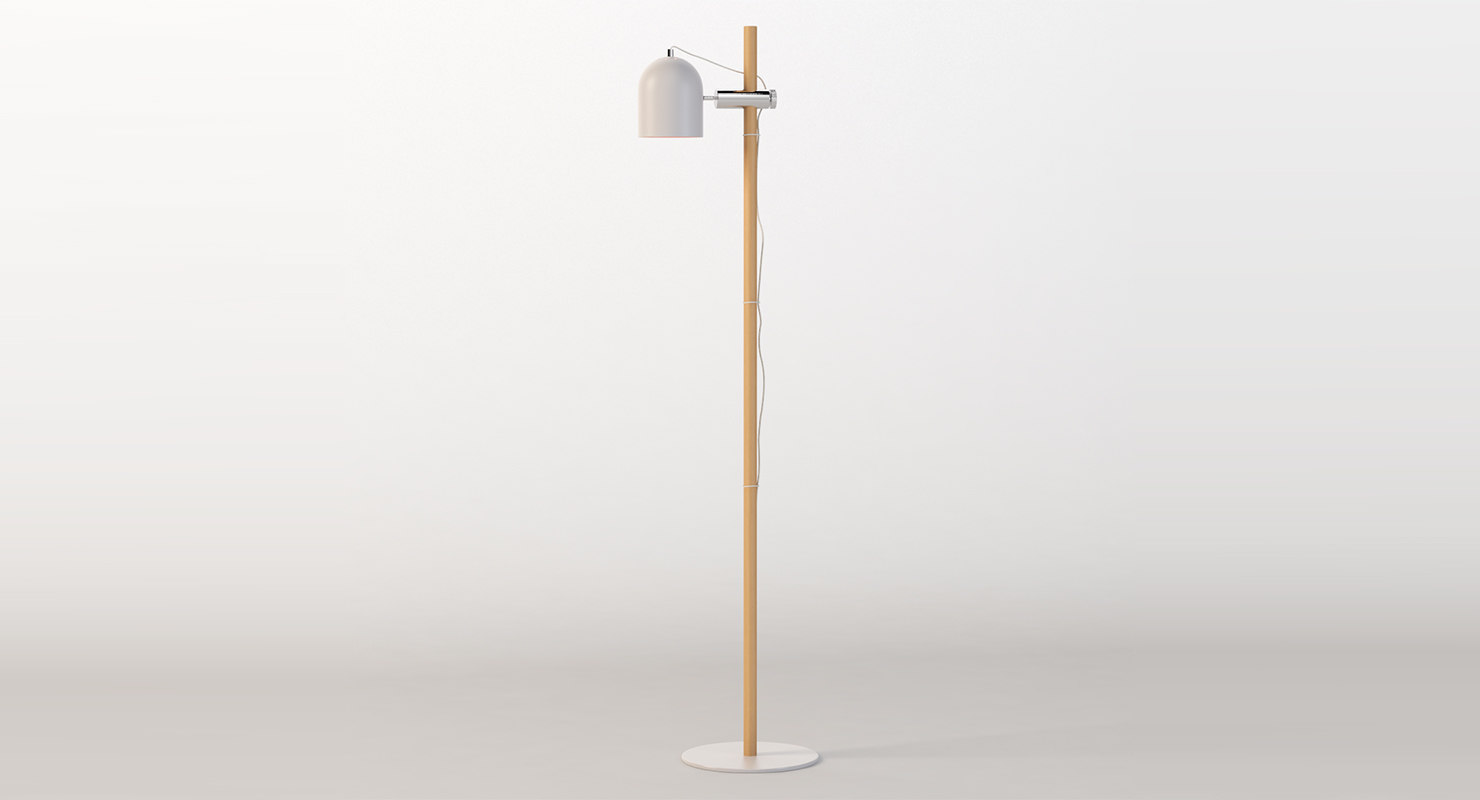 light 3D model