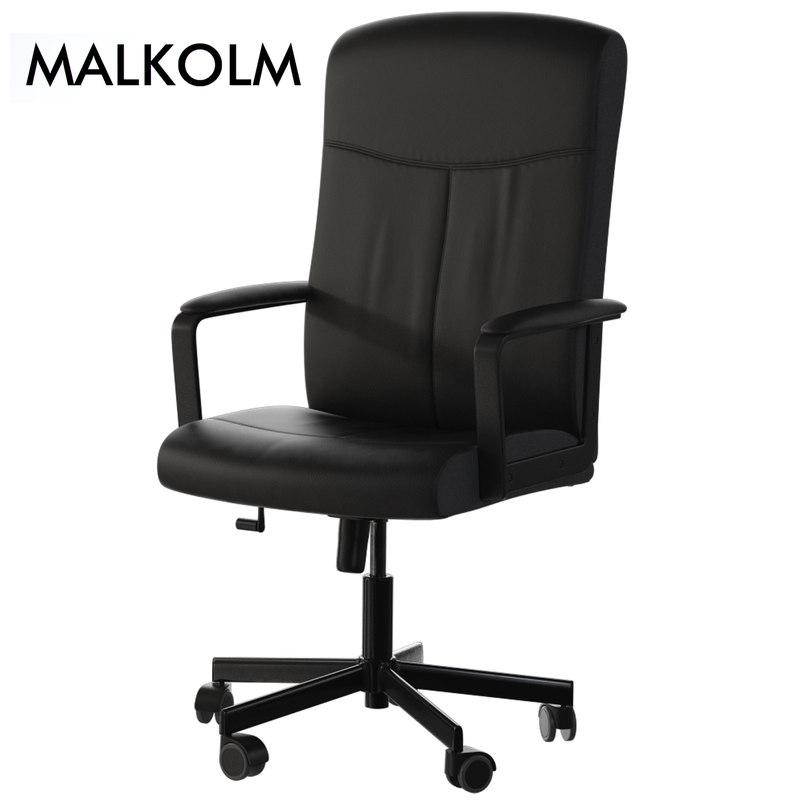 3D malkolm chair